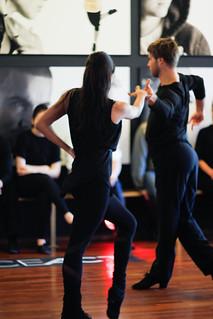 Kirill Belorukov & Polina Teleshova Latin Dance Masterclass - Tallinn / DanceAct