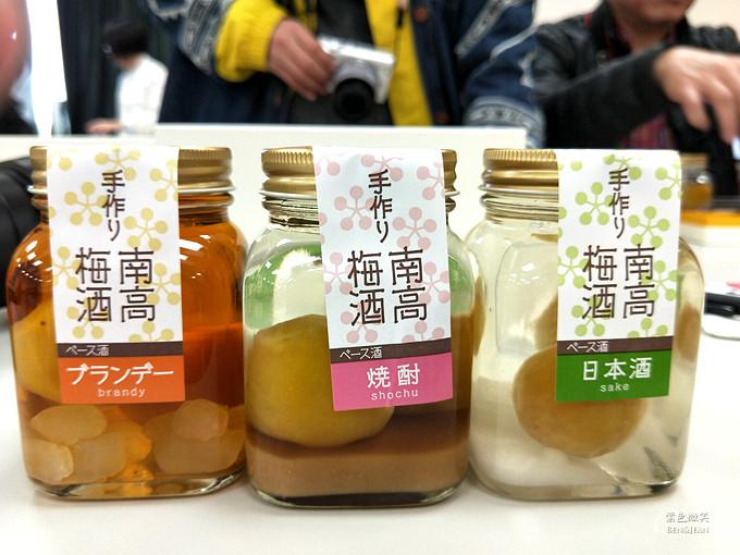 紀州梅干館.和歌山自駕遊▋梅子產量日本第一,梅子工廠見學、梅酒體驗DIY
