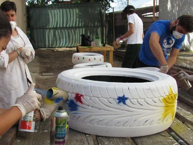 Proyecto reciclaje Abono Café (Julio 2018)