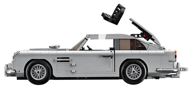 10262 James Bond Aston Martin DB5 (5)