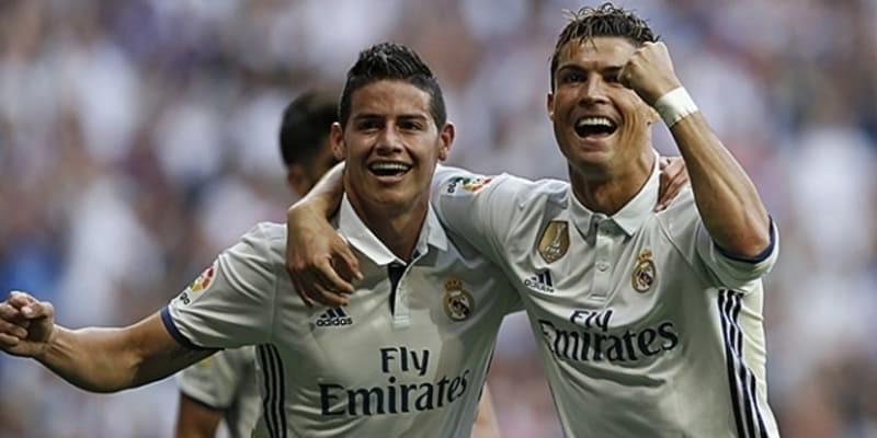 Pengaruh Ronaldo Maka Real Madrid Ambil James Rodriguez dari Bayern