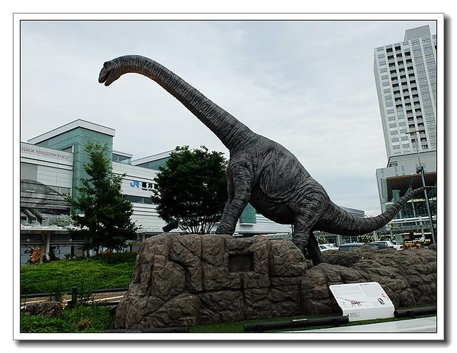 福井恐龍廣場
