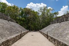 Mayan playground in Coba