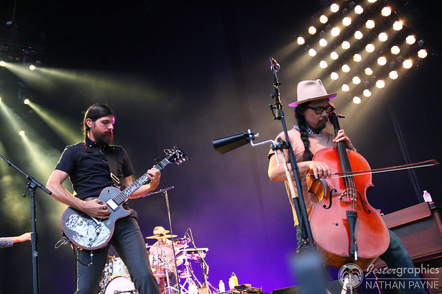 The Avett Brothers • Live at Union Band & Trust Pavilion • Portsmouth, VA • 7.20.18-33
