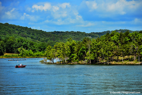 branson mo missouri vacation outdoor river tree sky landscape tablerocklake geotag holuxm241 nikond800 2018 indianpointpark