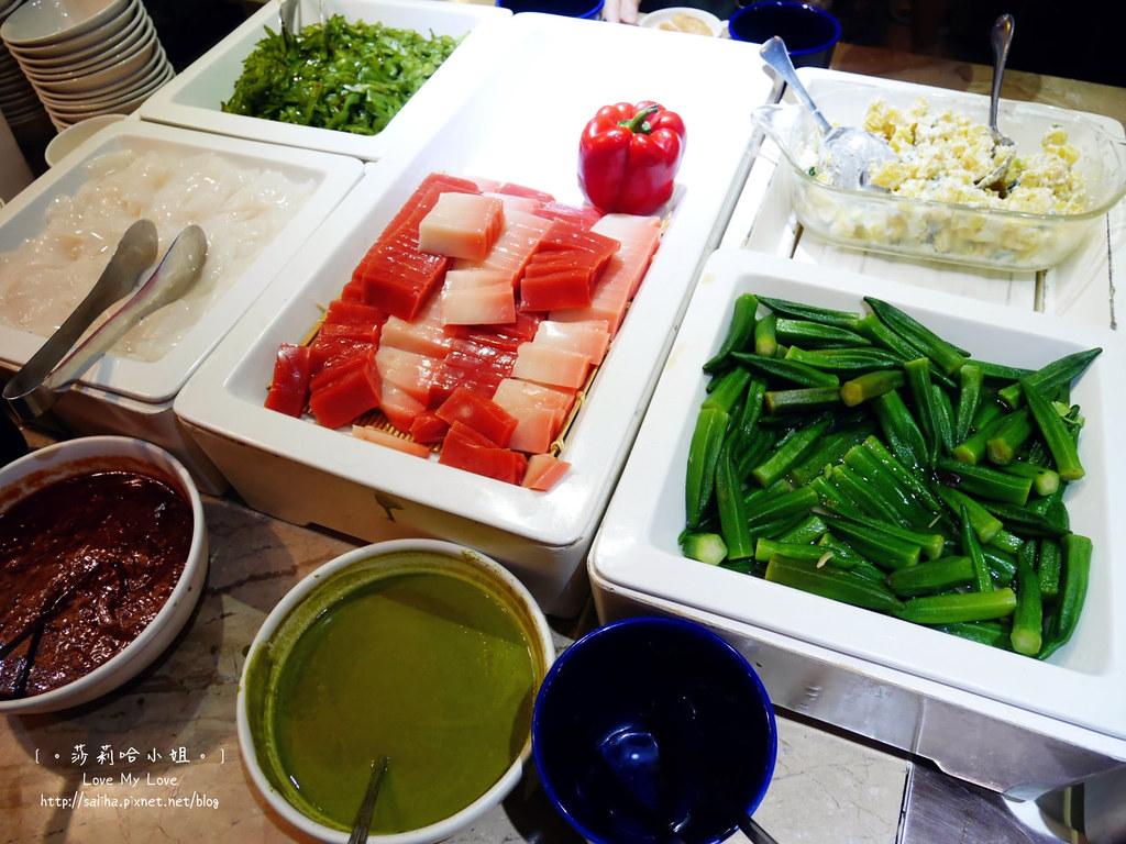 台北長春素食下午茶餐廳吃到飽 (6)