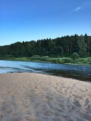 Ugra river / река Угра