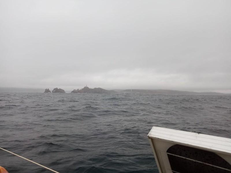 Viaggio coste spagnole a bordo di Shaula dell'amico Danilo Baggini (Luglio-Agosto 2018)