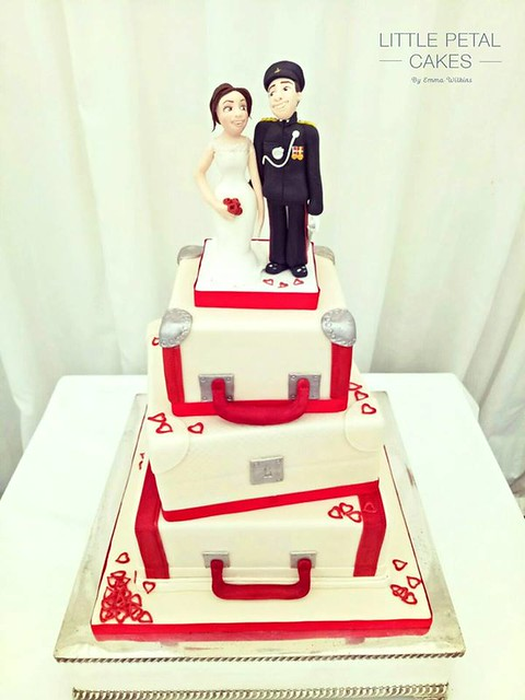 Cake by Little Petal Cakes