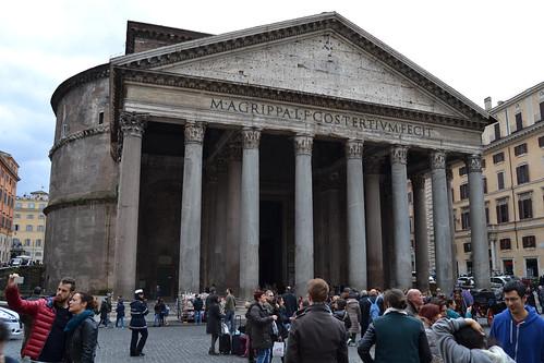 Panteón de Agripa (Roma)