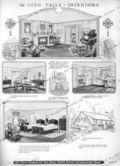 Sears Modern Homes 1927 Glen Falls Interior