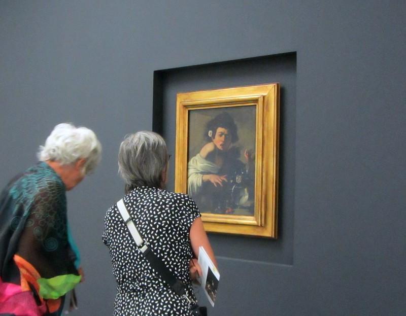 Caravaggio  - 42799326274 4616b4ff17 c - Luc Tuymans y el barroco en Amberes