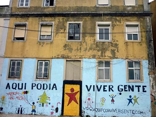 Aqui podia viver gente (Lisboa S.O.S.)