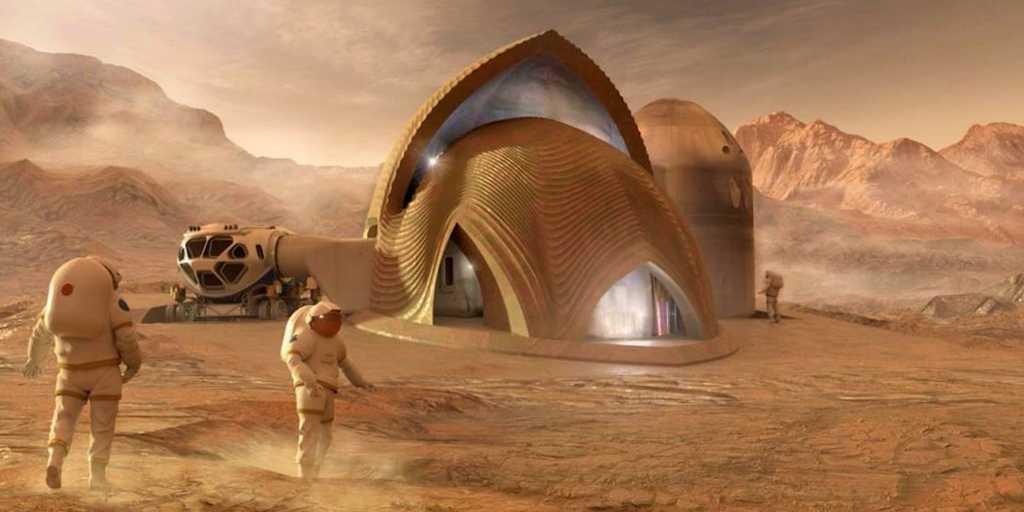 La NASA annonce les premiers gagnants du défi Habitat 3D