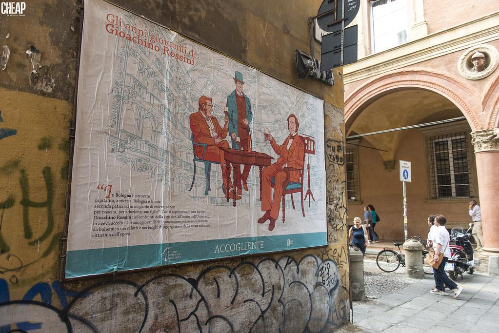 CHEAP x Teatro Comunale di Bologna | artwork Flavia Biondi