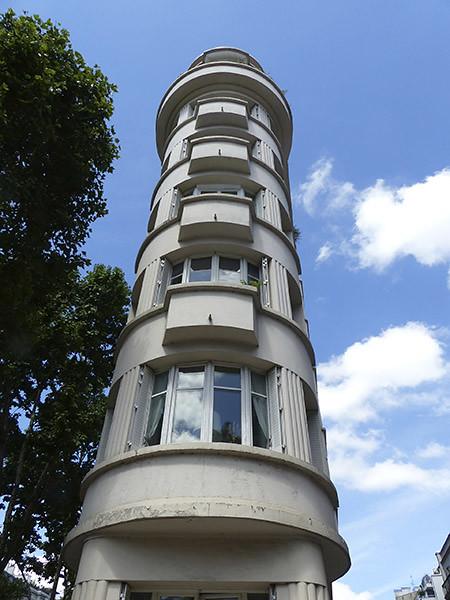 immeuble cheminée