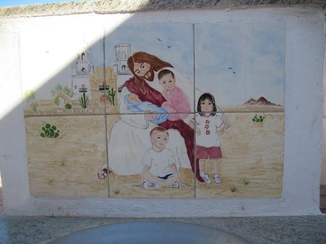 Mission San Xavier del Bac 046
