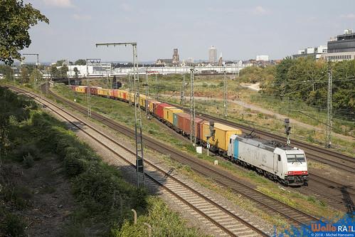 Köln West . 03.08.18.