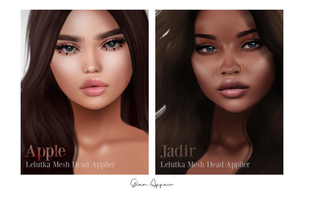 Glam Affair – Apple & Jadir