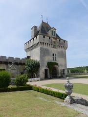 Château de la Roche-Courbon...Saint Porchaire