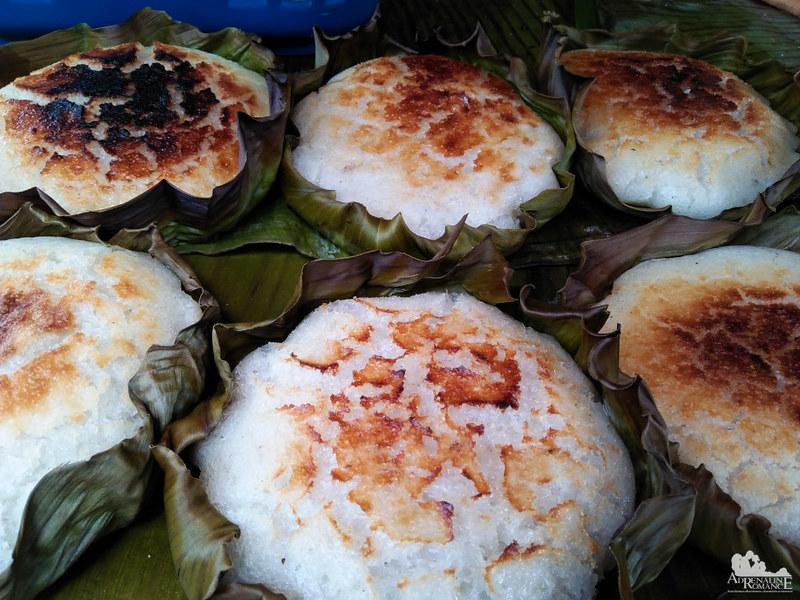 Fresh bibingka