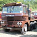 Whitbread brewery liveried 1970 Scammell Trunker WLV991J Wiston Steam Rally 2018