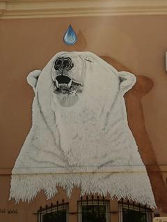 Oso polar - Mural