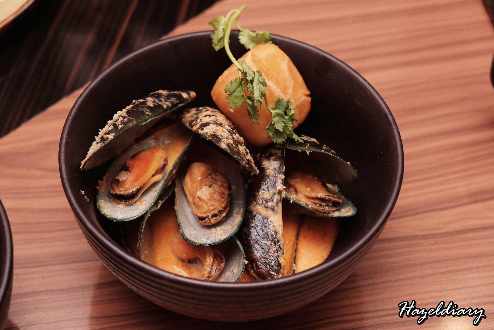 Porta x Ah Hua Kelong Fish Farm-Mussels