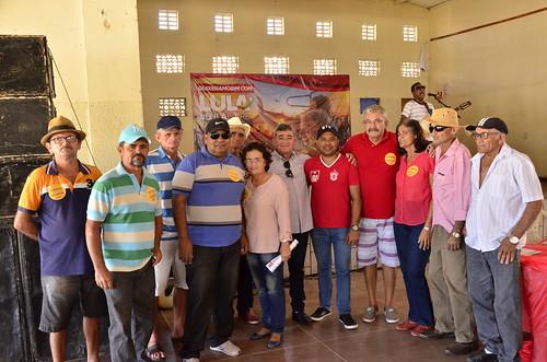 Plenária Lula Livre em Quixeramobim
