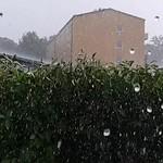 Rain, Uppsala, July 29, 2018