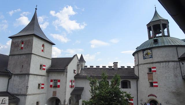Burg Hohenwerfen, Werfen, Austria
