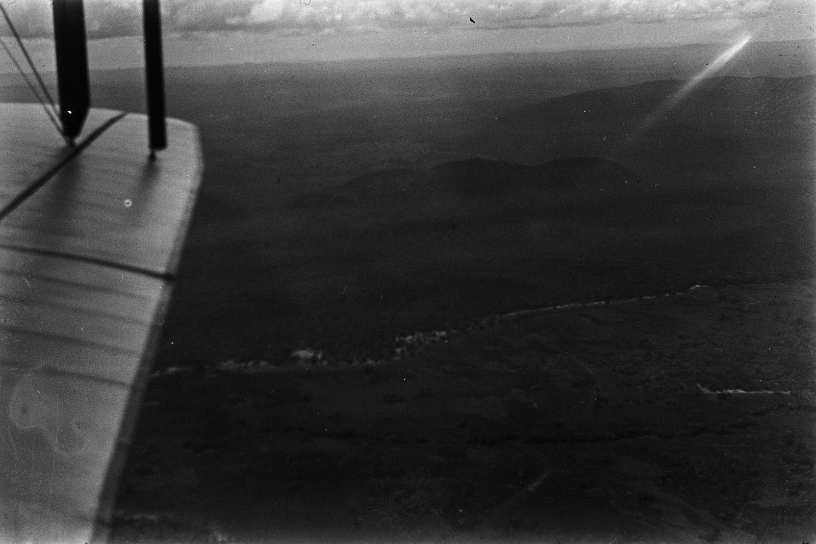 Северная Родезия. Вид дамбо с самолета