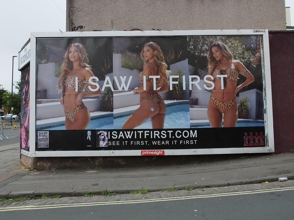 UPFEST 2018: Saw it first advert