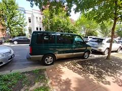Chevrolet Astro LS (1995 - 2005)