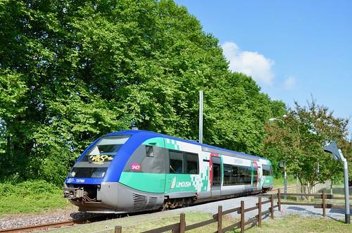 Ogeu-les-Bains - X 73500  - 04/08/18