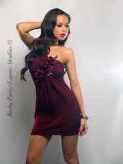 Tricia Fashion shoot