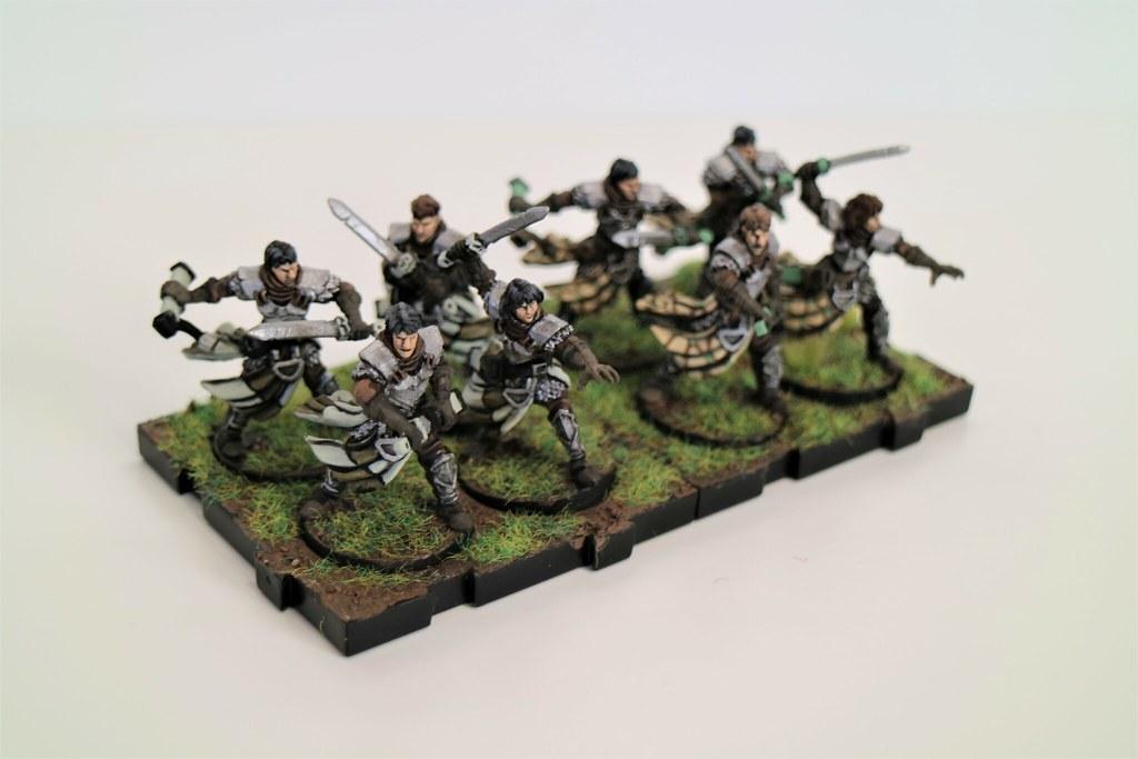 Runewars Miniatures Outland Scouts 1