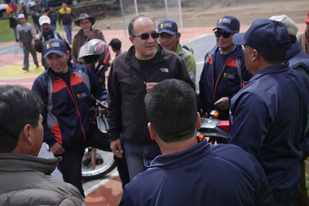 Más de 300.000 USD invertidos en la 3ra fase del sistema de riego El Artezón en Bolívar y Espejo