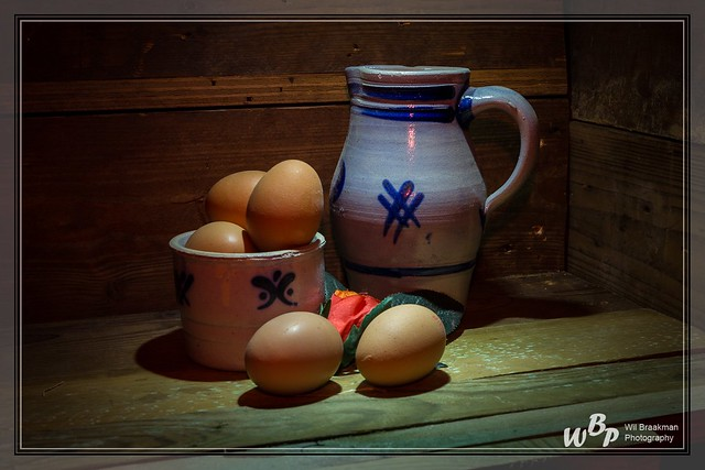 Pots and eggs, Canon EOS 5D MARK III, Canon EF 24-70mm f/2.8L