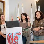Seg, 16/04/2018 - 10:55 - A 7.ª edição da Semana Internacional decorreu entre 16 e 20 de abril, no âmbito do Programa de Mobilidade Internacional Erasmus+, com o objetivo de promover a troca de experiências e boas práticas de trabalho entre colegas de instituições de ensino superior, de 20 países europeus.