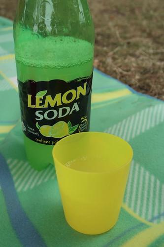 Lemon Soda (Mitbringsel aus Italien)