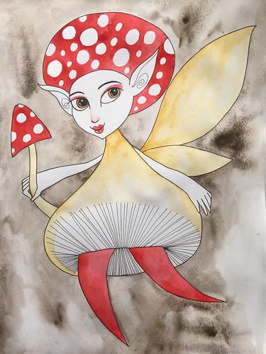 30 - Fungus Fairy