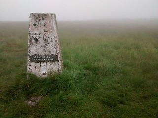 Holehead trigpoint | by Seal54