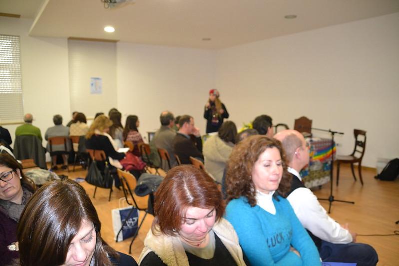 Formação InterDiocesana (Aveiro, Guarda, Lamego e Viseu)