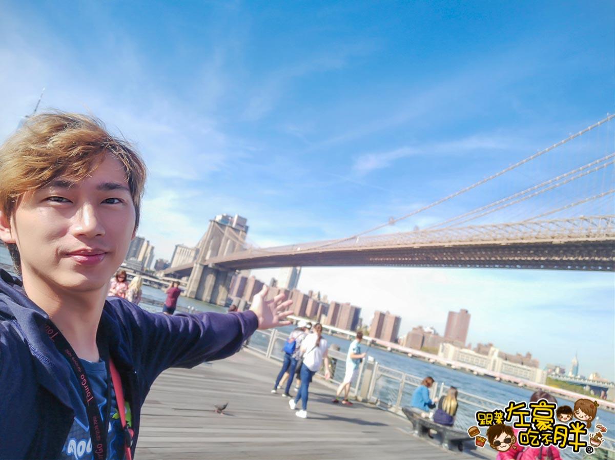 美國紐約-布魯克林大橋-14