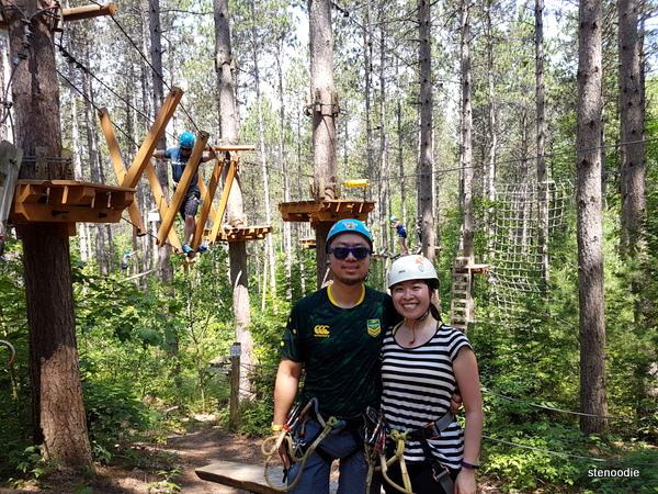 Treetop Trekking Ganaraska Port Hope