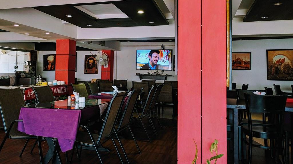 能夠在巴基斯坦看到土耳其肥皂劇,也是個小確幸