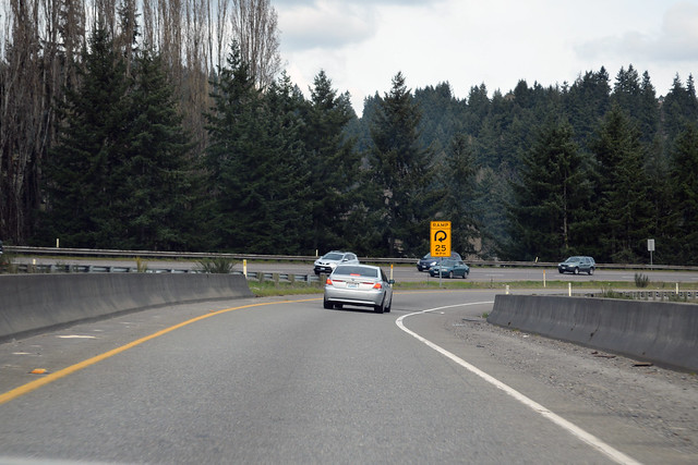SR 512 @ SR 161 northward & SR 167 southward