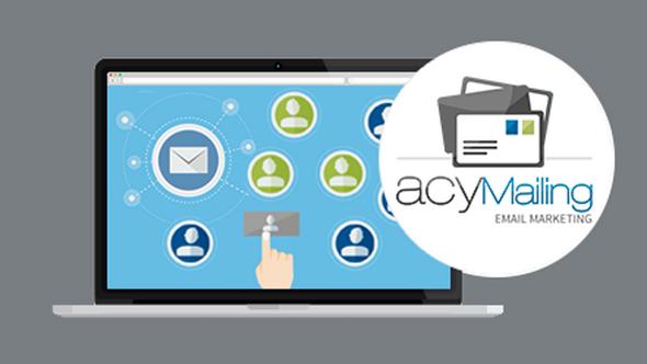 AcyMailing Enterprise v5.9.6 - Joomla component