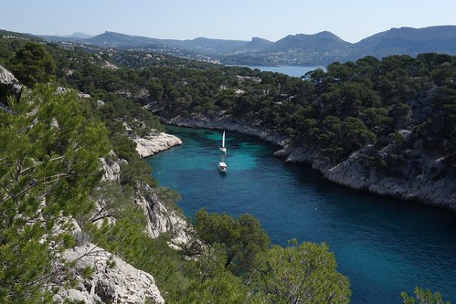 Calanques de Cassis - Cassis, France